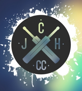 JCH Cricket Poster