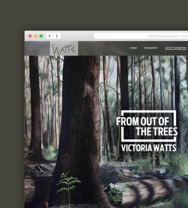 Victoria Watts Website